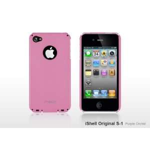 for iPhone 4 (Purple Orchid) (AT&T ONLY) Cell Phones & Accessories