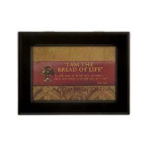 World Communion Music Jewelry Box Bread Of Life: Home & Kitchen