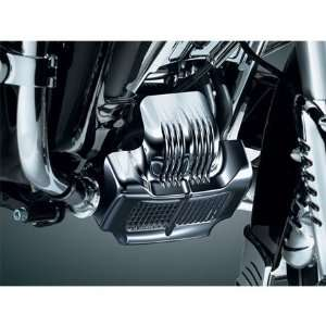 Kuryakyn 7784 Oil Cooler Cover For Harley Davidson Touring