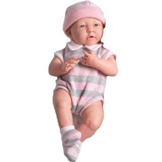 Dolls By Berenguer 18530 La Newborn Real Boy Doll   Size