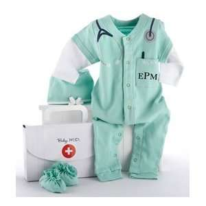 Baby MD Layette Set   without monogram Baby