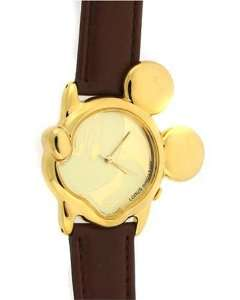 Mickey Mouse Head Watch, Monochrome Design Watches