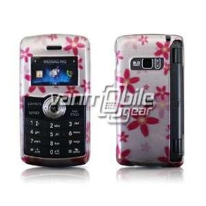 MINI PINK FLOWERS DESIGN CASE for LG ENV3