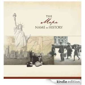 The Mapa Name in History Ancestry  Kindle Store