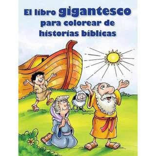 Para Colorear de Historias Biblicas, Incrocci, Rick Religion