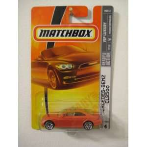 Mattel Matchbox 2007 MBX VIP Luxury 164 Scale Die Cast Metal Car # 34