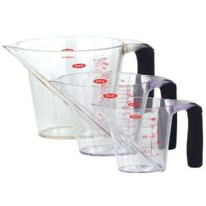 OXO Good Grips 3 Piece Angled Measuring Cup Set  Kitchen