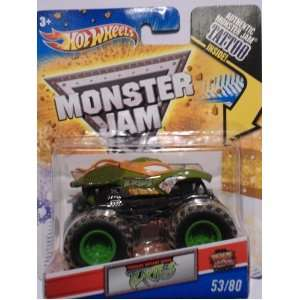 Hot Wheels Monster Jam, Teenage Mutant Ninja Turtles Michelangelo