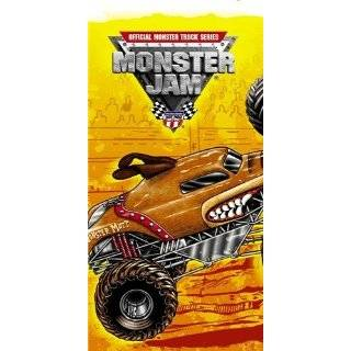 Monster Truck Cake Decorating Kit