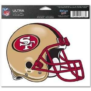 NFL San Francisco 49ers Window Cling