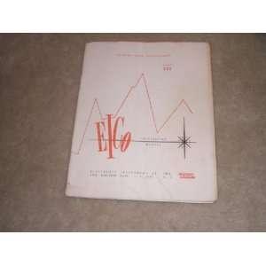 Dc wide Band Oscilloscope Model 460 Instruction Manual