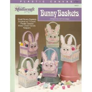 The Needlecraft Shop Plastic Canvas Bunny Baskets Books