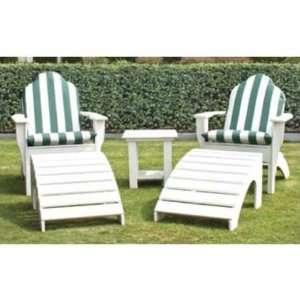 Recycled Plastic Adirondack Chair Cushion C425C Patio, Lawn & Garden
