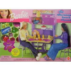 Barbie Afternoon Snack Toys & Games