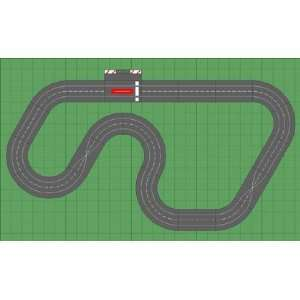 1/32 Carrera Analog Slot Car Race Track Sets   Expanded
