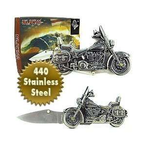 Motorcycle Stainless Steel Folding Pocket Knife  Sports