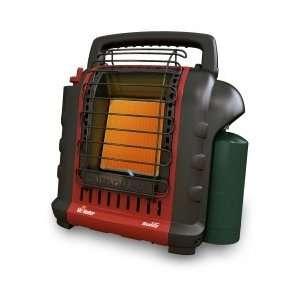 Mh9bx portable buddy heater (massachusetts/canada