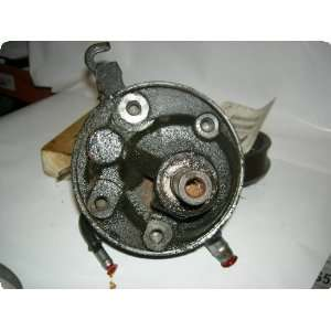 Power Steering Pump  GMC VAN 99 02 2500 ser, hydraulic assist brakes