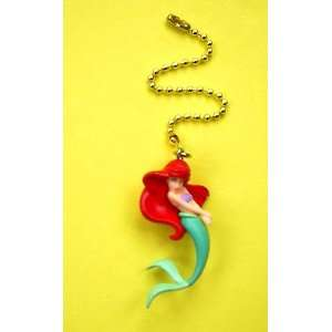 Little Mermaid Princess ARIEL Ceiling Fan Light Pull