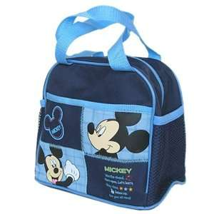 Disney Mickey Denim Lunch Bag / Lunch box Toys & Games