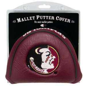 Florida State Seminoles Mallet Putter Cover Headcover
