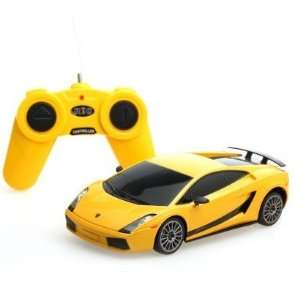 24 Scale Lamborghini Light Radio Remote Control Car Toys & Games