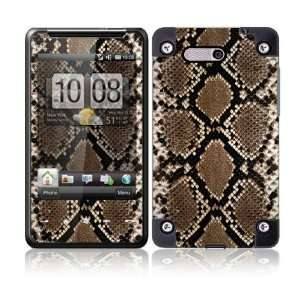 Snake Skin Protective Skin Cover Decal Sticker for HTC HD