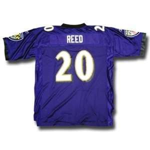 20 Baltimore Ravens NFL Replica Player Jersey By Reebok (Team Color