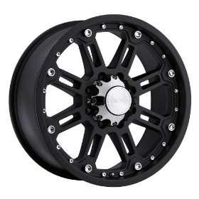 18x9 Black Rhino Rockwell (Matte Black) Wheels/Rims 8x165
