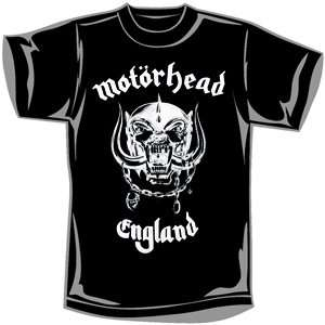 Motorhead   T shirts   Band Clothing