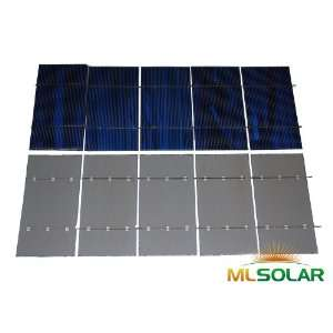 Strings of Solar Cells Quick Solar Panel USA Patio, Lawn & Garden