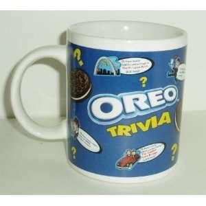 Oreo Cookie Trivia Coffee Mug: Everything Else