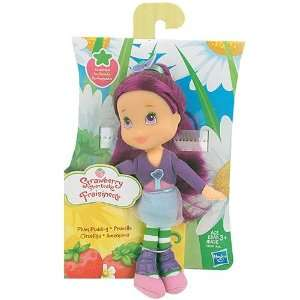Strawberry Shortcake Mini Soft Doll [Plum Pudding]: Toys