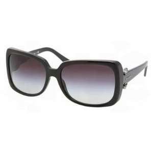 Bvlgari Bv8076 Black Gray Gradient Sunglasses