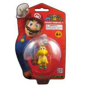 Nintendo Super Mario Koopa 2 Inch Figure Toys & Games