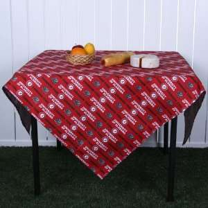 NCAA Alabama Crimson Tide Collegiate Card Table Cover