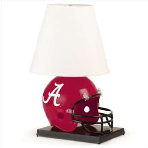 Alabama Crimson Tide Deluxe Helmet Lamp ** Sports