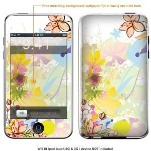 Sticker for Ipod Touch 2G 3G Case cover ipodtch3G 111 Electronics
