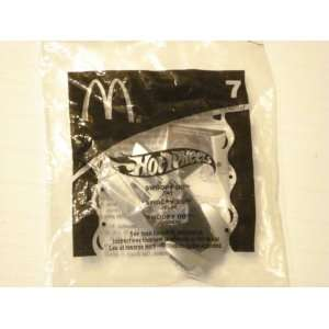 McDonalds Happy Meal Toy   Hot Wheels, Swoopy Do, #7, 2004