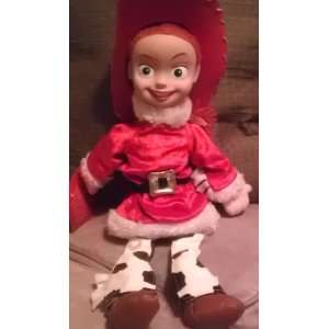 Disney Toy Story Holiday Jessie 18~Santa Helpers