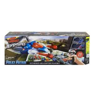 Air Hogs Adventures   Police (blue) Toys & Games