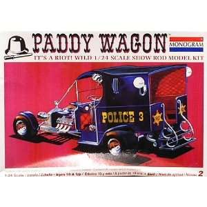 Paddy Wagon Show Rod Model Kit by Revell: Toys & Games