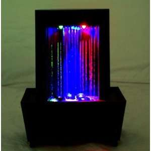 Waterfall Color Changing LED Fountain CM 11561
