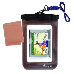 Gomadic Clean n Dry Waterproof Protective Case for the Garmin Nuvi 370