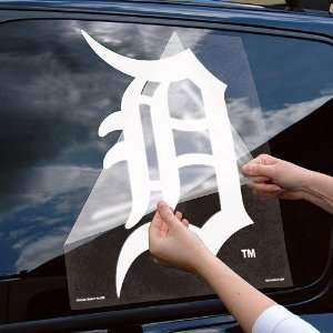 Detroit Tigers 18 x 18 Die Cut Decal by Wincraft