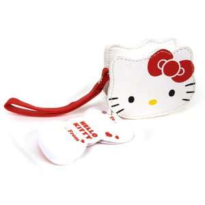 Hello Kitty trademark coin purse with wristlet Toys & Games
