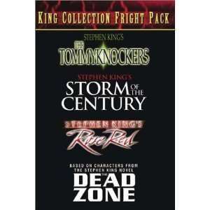 (The Tommyknockers / Storm of the Century / Rose Red / The Dead Zone