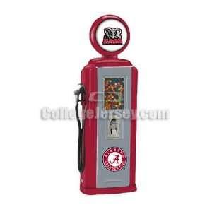 Alabama Crimson Tide Replica Gas Pump Memorabilia. Sports