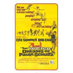 The Wicked Dreams of Paula Schultz Poster 27x40 Elke