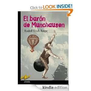 El barón de Munchausen (Tus Libros Seleccion) (Spanish Edition